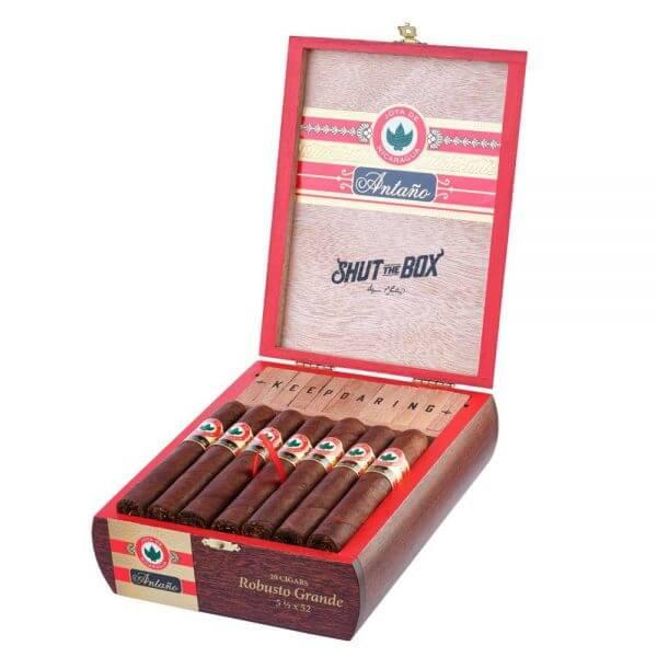Shut the Box - Royal Havana Cigar