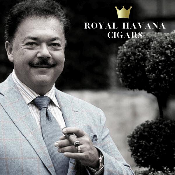 Nicholas Perdomo Lunch - Royal Havana Cigars