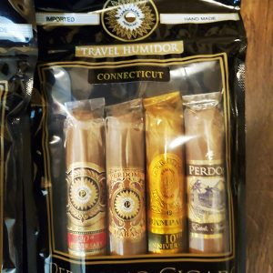 Perdomo Connecticut Sample Pack - Royal Havana Cigars