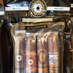 Perdomo Sungrown Sample Pack - Royal Havana Cigars